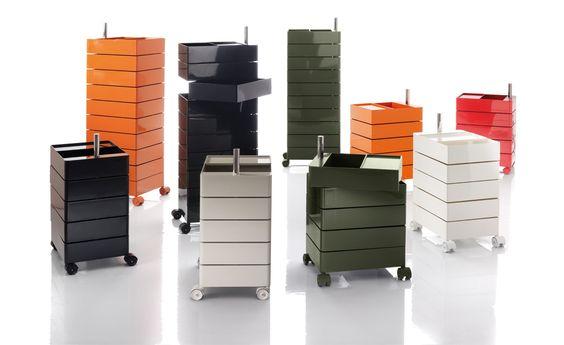 家具 ブランド メーカー インテリア イタリア マジス プラスチック コンテナ ホームオフィス