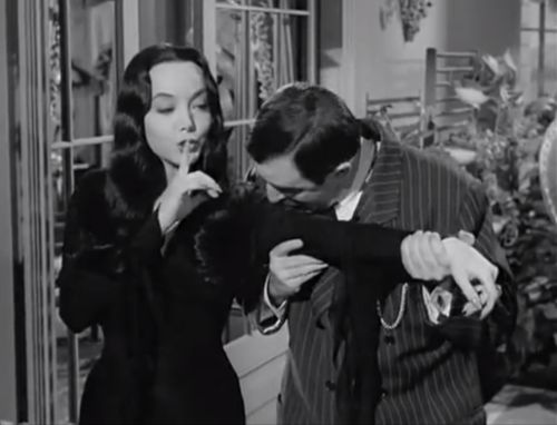 Morticia Addams .....gomez addams | Tumblr