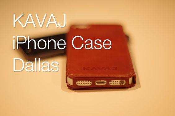 Technik im Blut zeigt uns die DALLAS für das iPhone 5 und 5S!