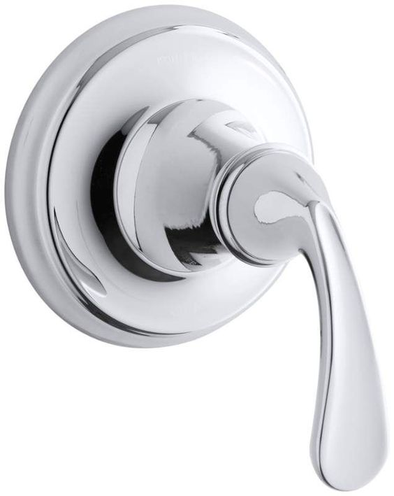 kohler kt103604 volume control trim from the forte collection