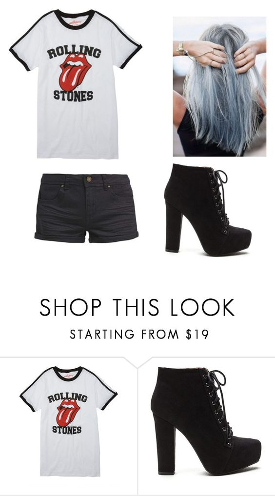 """###"" by gigi-xcx-493 ❤ liked on Polyvore featuring beauty, Capelli New York and TWINTIP"