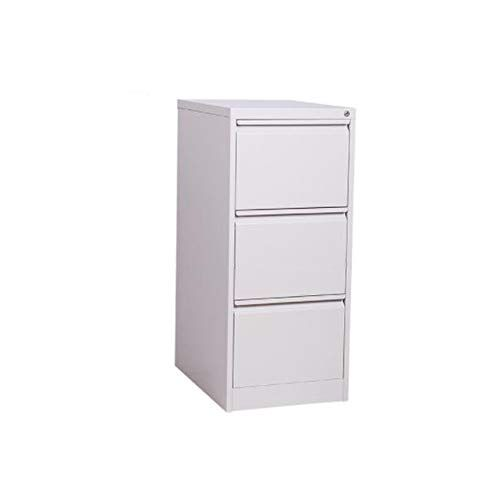 Monkibag Office Large Capacity Push Pull Drawer Mobile Iron File Cabinet With Anti Theft Lock Fully Asse Filing Cabinet Storage Drawers Bedroom Furniture Shops