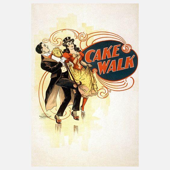 Fab.com   Cake Walk 18x24