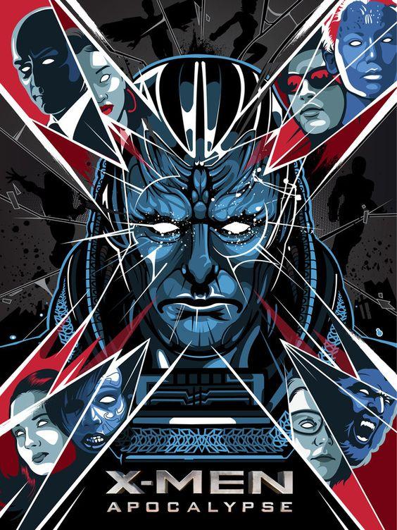 X men: Apocalypse - Alt Poster