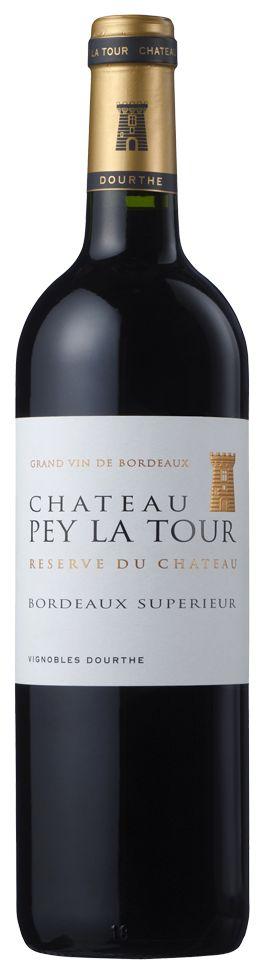 Rượu Vang Château Pey La Tour Réserve Du Château 13.5 - 14.5% - Chai 750ml