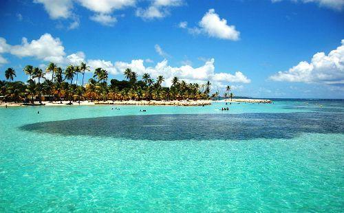 Explore The Beauty Of Caribbean: Guadeloupe Beaches Like Plage De Sainte Anne Are Idyllic