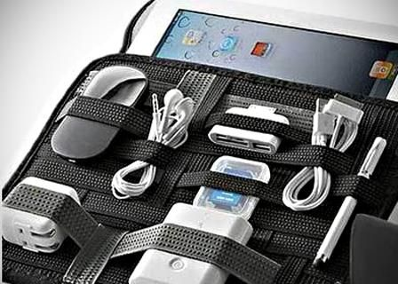 $39 for 8-Pack of Gadget Accessories and Organizer ($250 Value)
