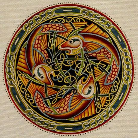 Celtic fishes