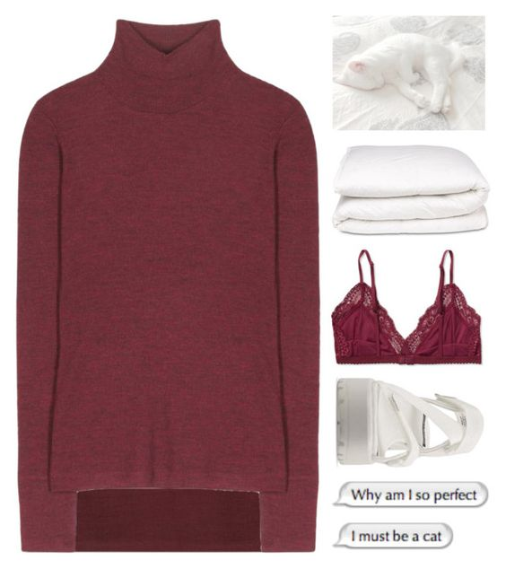"""""""Description: How To"""" by xxpai ❤ liked on Polyvore featuring T By Alexander Wang, Talula, Vagabond and Selfridges"""