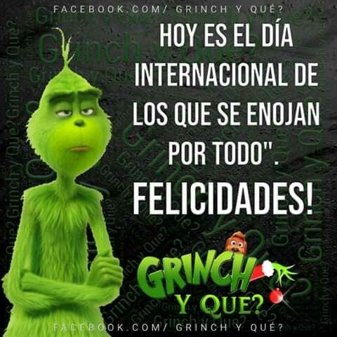 Pin By Coco Ortiz On Te Amo Y Nunca Te Dejare Funny Good Morning Memes Grinch Quotes Spanish Quotes Funny