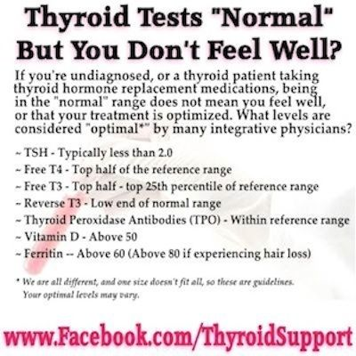 HYPOTHYROIDISM WELL WITH LIVING