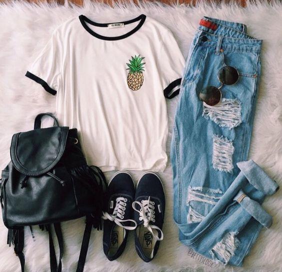 Super cute style