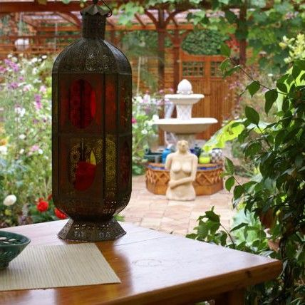 Greetings from my DIY Secret Garden