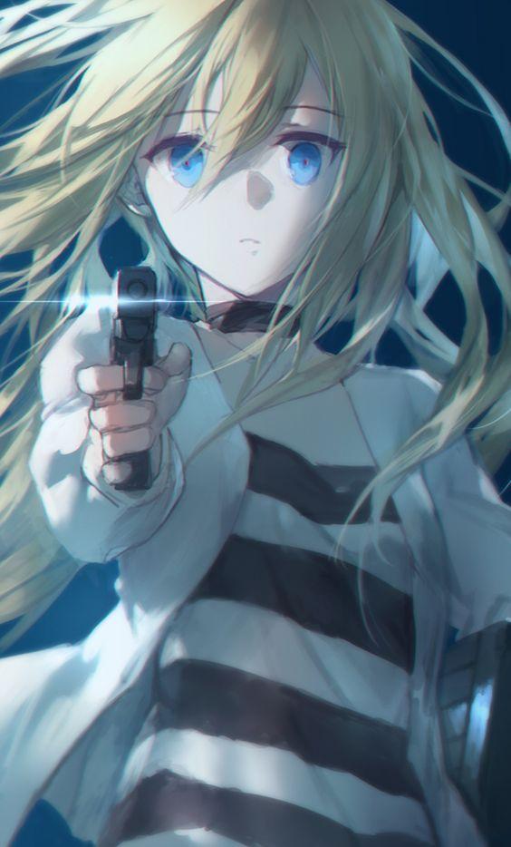 Pin By Kyouka Chan On Anime Art Angel Of Death Anime Angel Anime
