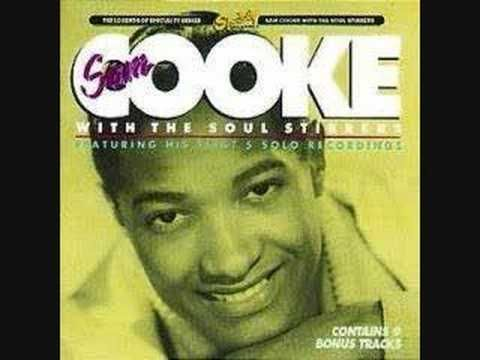 Sam Cooke and the Soul Stirers -- Were you there
