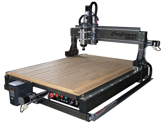 craftsman cnc machine