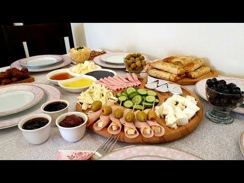 خليك فالدار الحجر المنزلي يومياتي في الحجر الصحي عراضة لفطور تركي سهل Food Cheese Board Cheese