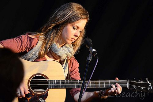 Sierra Hull is one of my favorite singer/songwriter/musicians