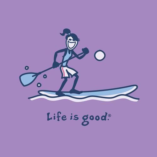 Life is Good SUP