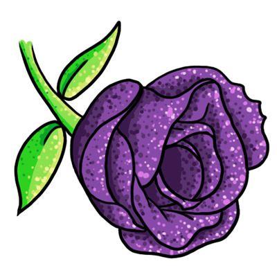 Clip Art Purple Flower Clipart purple flower clip art free 1 tink 1