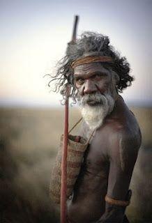 Aboriginal.. eyes..