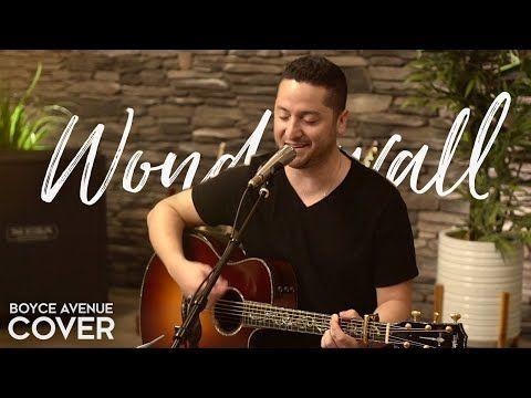Wonderwall Oasis Boyce Avenue Acoustic Cover On Spotify Youtube In 2020 Acoustic Covers Wonderwall Oasis Boyce Avenue
