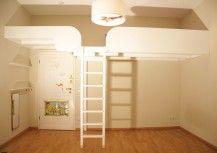loft bed large room