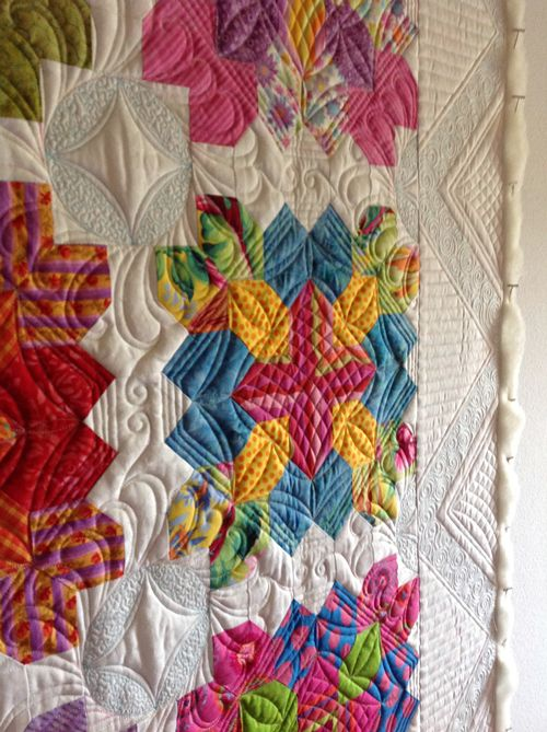 Quilting, post from Patty