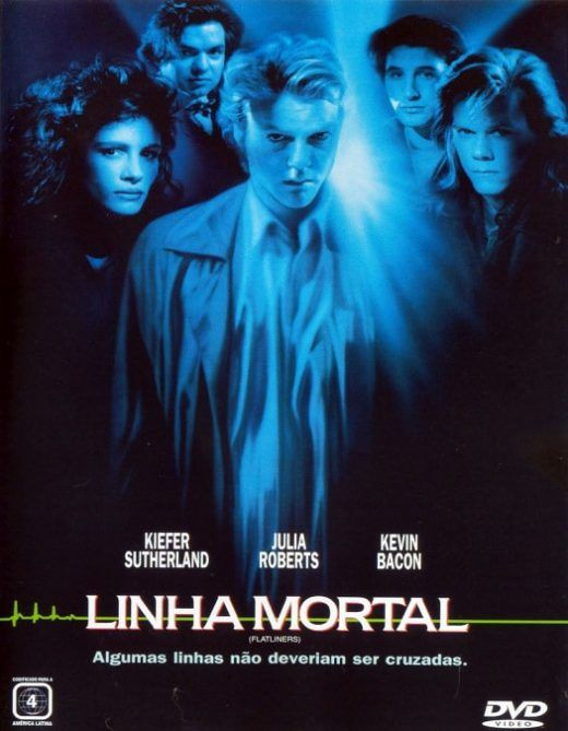 Linha Mortal Dublado Capas De Filmes Filmes De Terror Filmes
