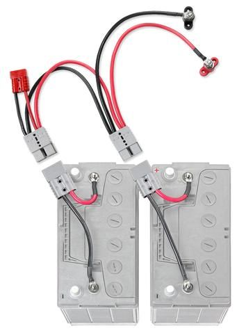 Outboard Motor Dual Battery Connection Kit 6 Awg Rce12vbm6pk Dual Battery Setup Outboard Motors Boat Wiring