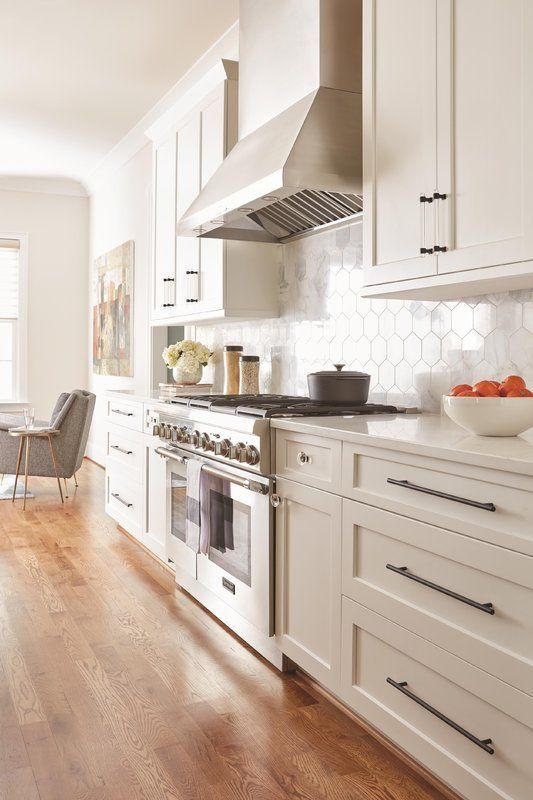 12 5 8 Center Bar Pull Reviews Allmodern Kitchen Design Small Modern Kitchen Kitchen Design