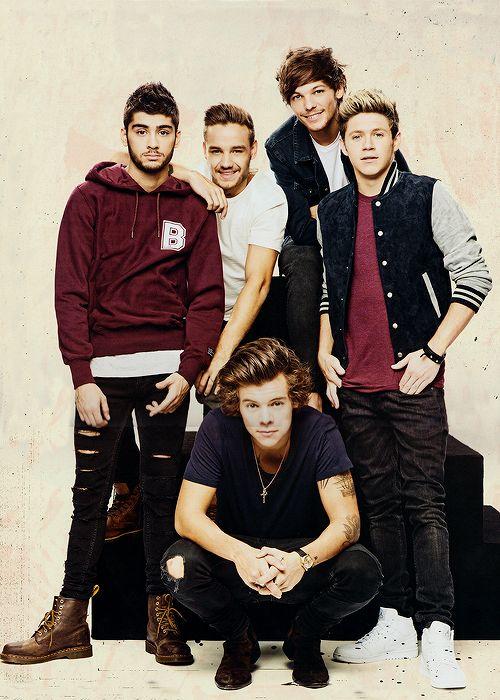 One Direction / Niall Horan / Liam Payne / Harry Styles / Louis Tomlinson / Zayn Malik