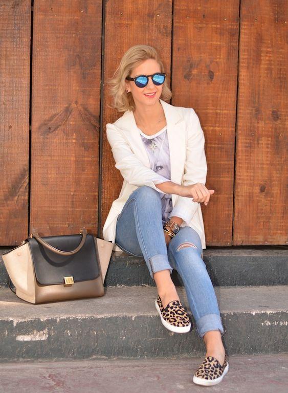 DadyParra.com | Slip On! O Acessório Confortável e Fashion da Estação! | http://dadyparra.com