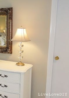How To Update Old Brass Doorknobs With Spray Paint