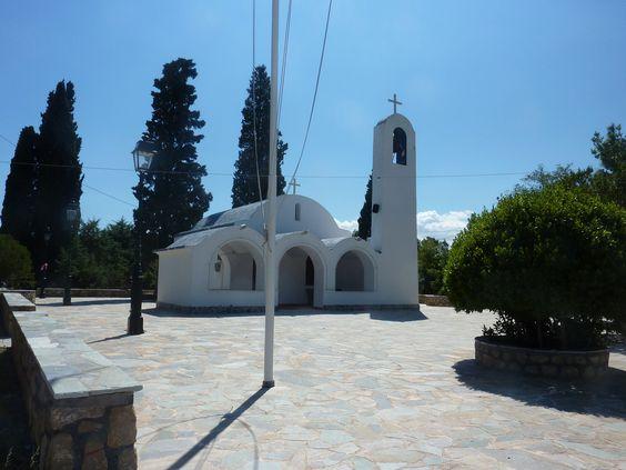 Isthmia church   by rfbc