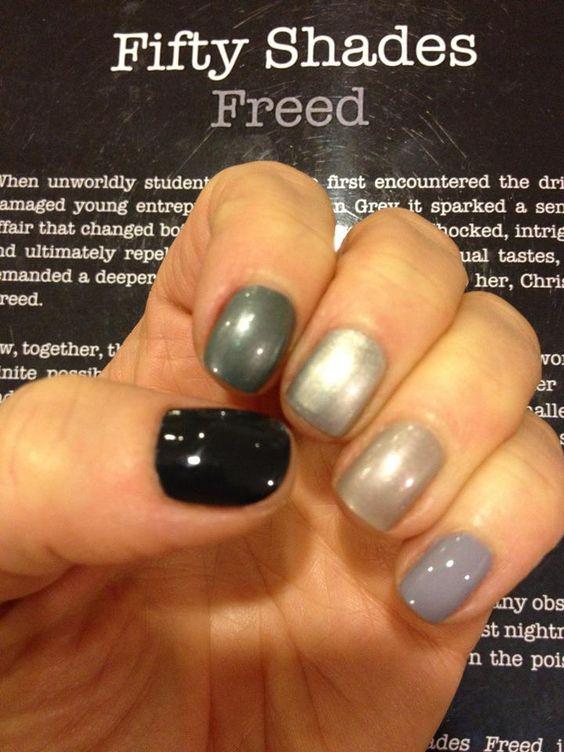 Fifty Shades Freed Divafabulyss Nails