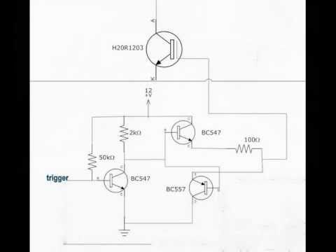 How To Make Igbt Driver Circuit Mosfet Driver Circuit Youtube In 2020 Circuit Circuit Diagram Drivers