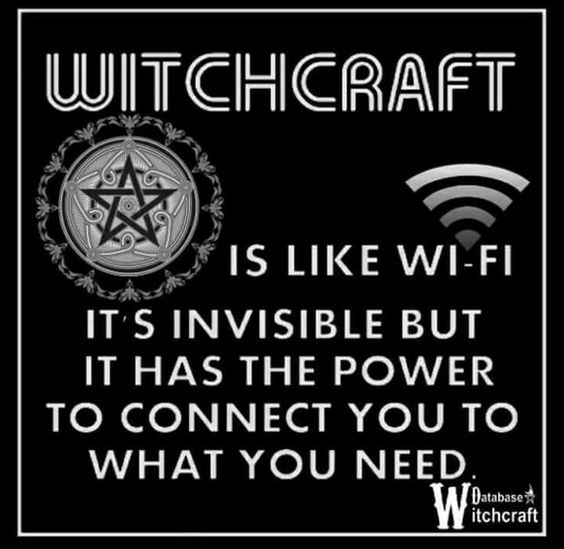 The power of Witchceaft