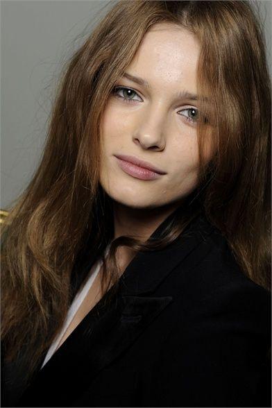 Edita Vilkeviciute makeup