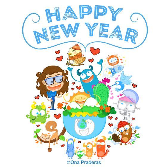 Ona Praderas | Happy new year