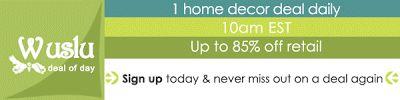 WUSLU - Home Decor Deals