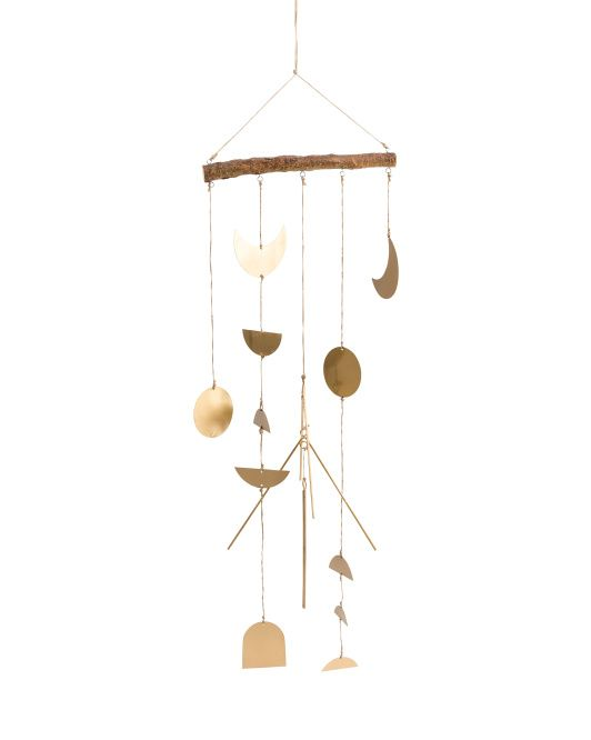 Indoor Outdoor Wind Chime Decor Wall Decor T J Maxx Wind Chimes Modern Wind Chimes Decor