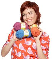 Vickie Howell   Blog: Bernat Cotton-ish by Vickie Howell: In Stores this Week!