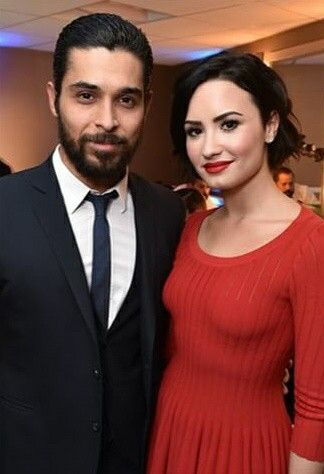 Demi and wilmer 2015