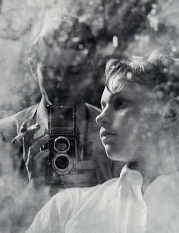 "Johan van der Keuken, ""Johan and Ysbrant,"" 1955"