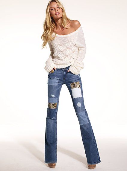 The VS Hipster Bootcut Jean