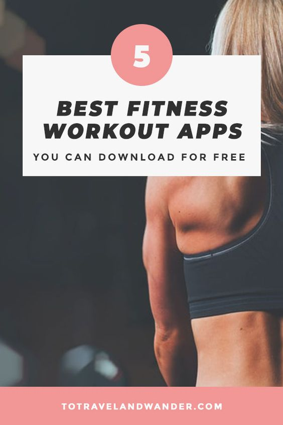 Best Fitness Apps for Home Workouts That You Can Download For Free