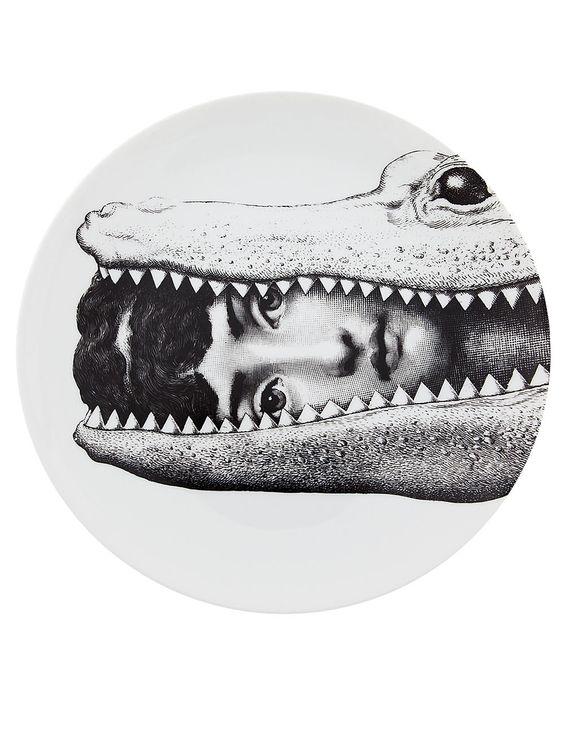 Fornasetti Plate: