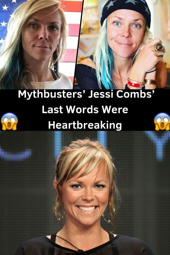 Mythbusters Jessi Combs Last Words Were Heartbreaking Jessi