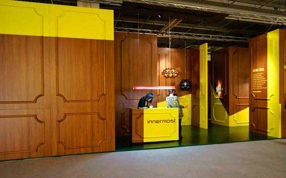   El encanto de la madera en el diseño de stands